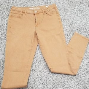 Old Navy Khaki Colored Jeans